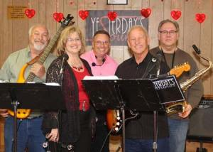 """""""Yesterday's Sounds,"""" are performing on the 21st at the Trenton Festival. They are heard on Friday nights in Aiken, playing Country, Oldies, Old Tyme Rock n Roll, Shag, Line Dance, Blues. . . at the Aiken DAV."""