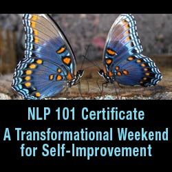 NLP 101 Certificate Weekend Course