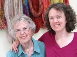 Linda and Emily