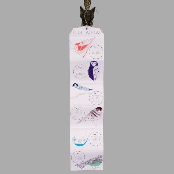 Bird Calendar 1