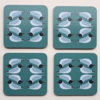 Black Headed Gull Coasters