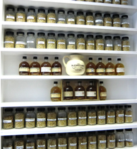 Barleys tested and trialled for use in whisky making