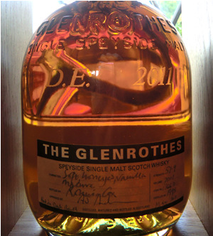 The Glenrothes - my personal selection