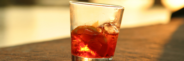 The best thing you can do with Campari and gin: the Negroni