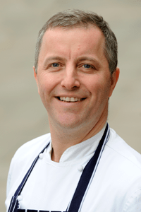 Paul Tamburrini, head chef at The Honours.