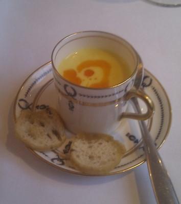 Sweetcorn & Chorizo Soup