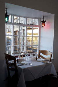 Fancy a romantic meal after a walk on the beach?