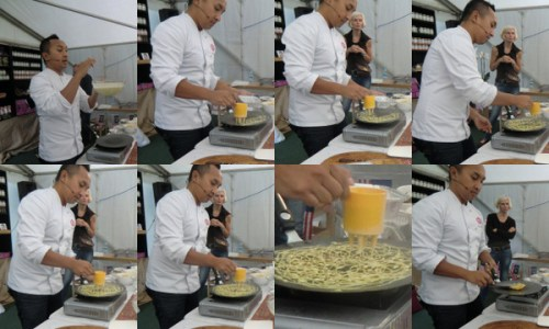 How to make Malaysian Pancakes