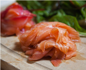 Smoked Shetland Salmon