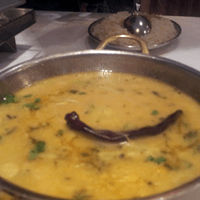 Tarka Dahl and Rice