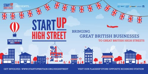 Start up on the High Street