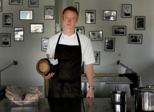 Ben Read - Photo Courtesy of Nordic Food Lab