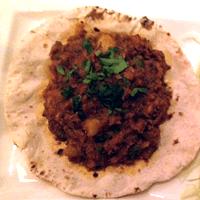 Sardine bhorta: tasty and comforting.