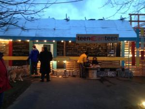 Teen Canteen in Linlithgow