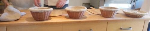 Proving Baskets - Bertinet Kitchen