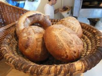 Wholemeal breads