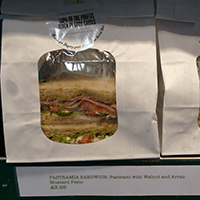 pastrami-salad