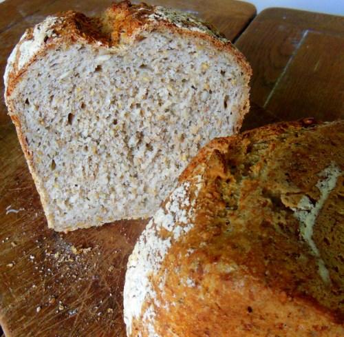 A lovely light, nutritious bread