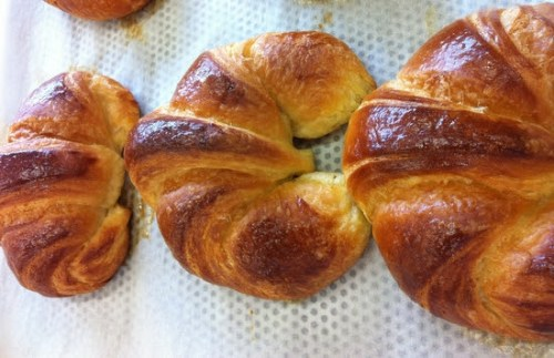 This week, we've focused on viennoiserie.