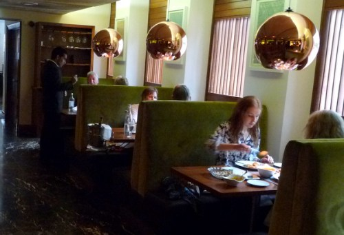Dining at Mithas