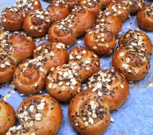 A special order granary bread