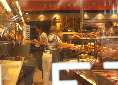 One of Eric Kayser's bakeries
