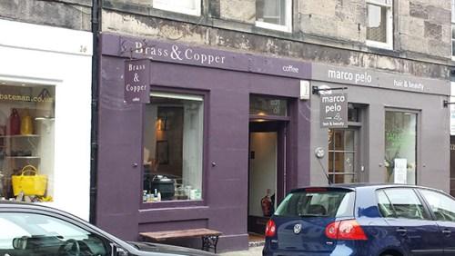Brass & Copper