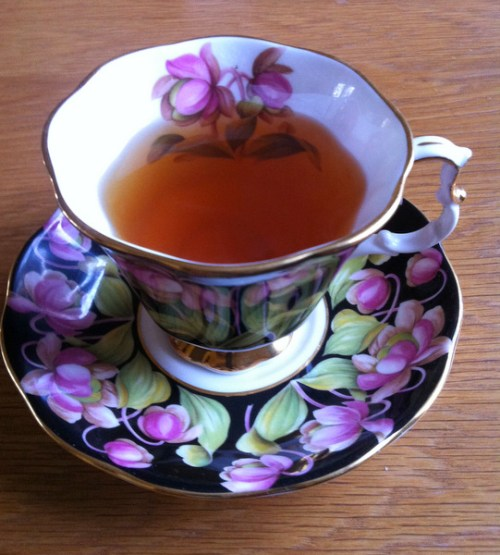There's nothing to beat a good cup of tea