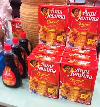 Aunt Jemima's Pancake mix