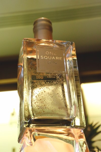 Presenting the One Square Gin