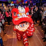 Happy new year! Sodexo puts on a spread for Lunar new year