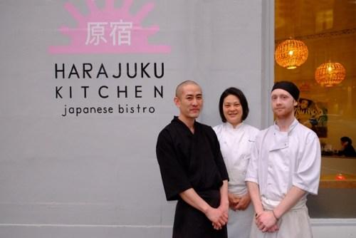 Harajuku chefs