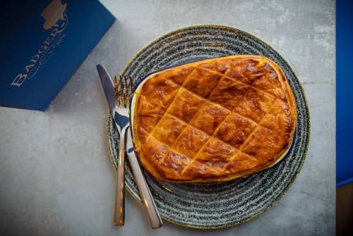 Comforting game pies are on offer at Badger & Co