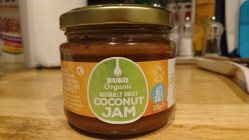 Buko Organic Coconut Jam sea salt