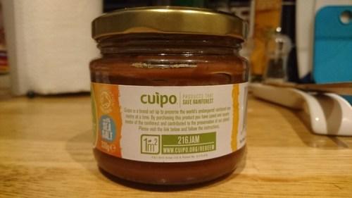Buko Organic Coconut Jam Cuipo