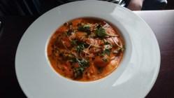 Roast red pepper gnocci No 11 Brunswick St