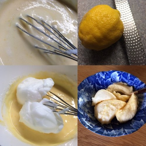 How to make lemon mousse