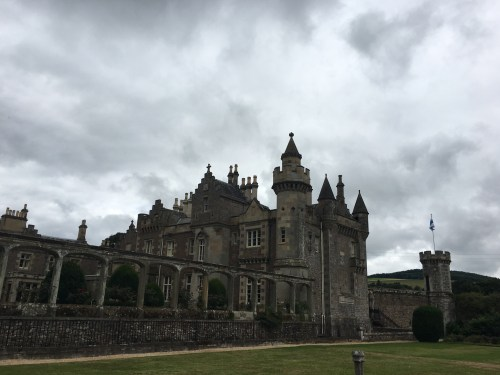 Walter Scott's Abbotsford House