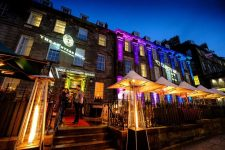 The Lantern Room is perfect for pre-theatre dining at the Playhouse