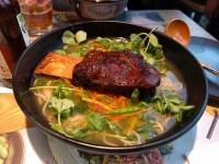 Beef shin ramen at Wagamama