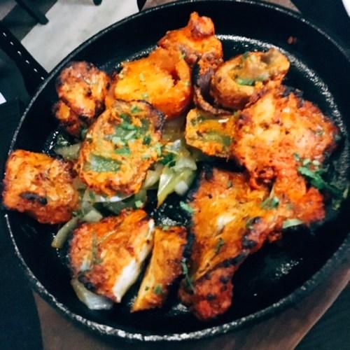 Tandoori Chicken Shashlick