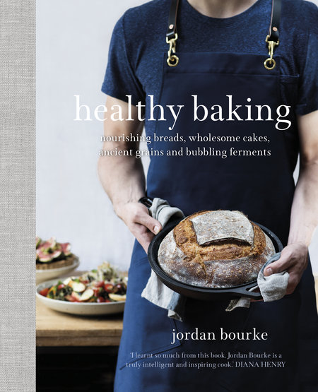 Healthy Baking by Jordan Bourke