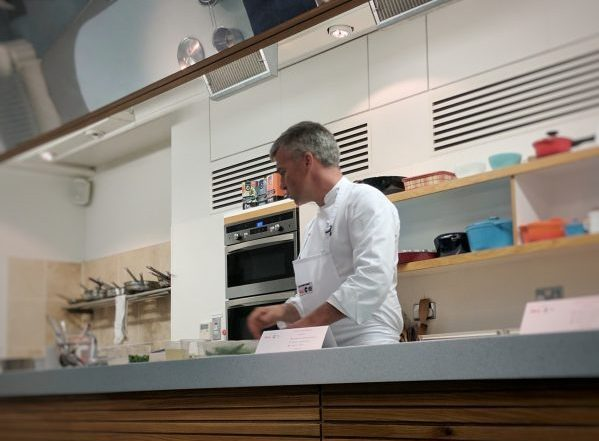 Vitality and Great British Chefs cook up a treat with Martin Wishart