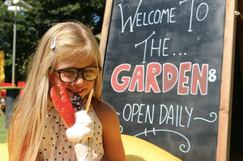 There's fun for all the family at the free Assembly Food Festival in George Street Gardens