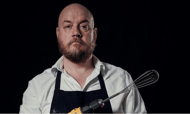 Edinburgh Fringe Show: George Egg: DIY Chef