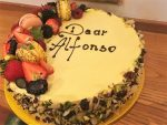 Dear Alfonso – An Italian Feast of Love and Laughter