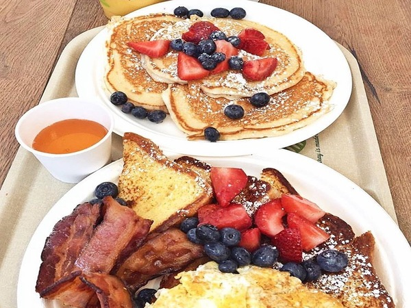 Fresh & Co: Best Breakfast in the Big Apple