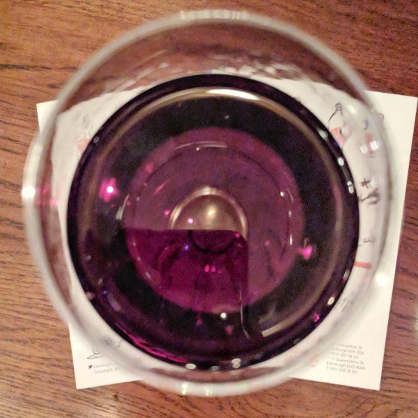 Beaujolais noveau is fresh, fruity and ruby bright.