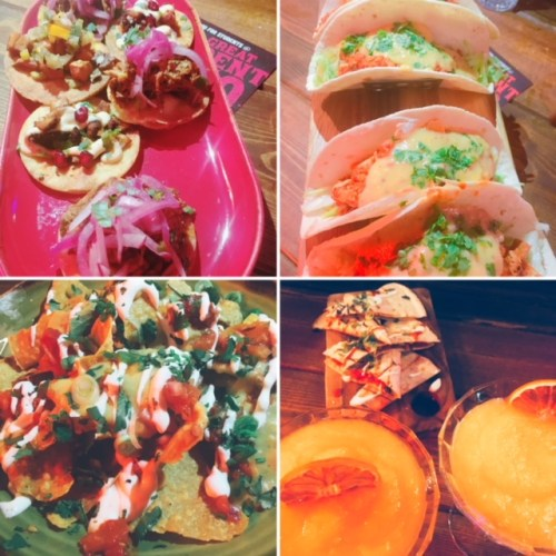 Devilish good Mexican fayre is on offer at Diablo Loco