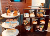 The Birdcage and the Bookcase Afternoon will satisfy both sweet and savoury lovers
